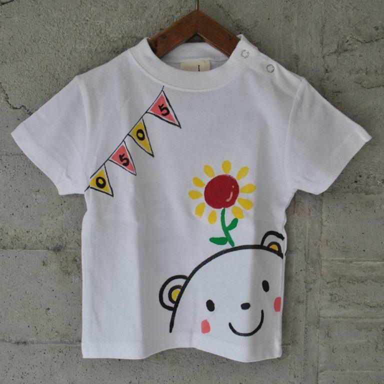 神戸市で子供服を販売している【KOBE Motomachi SESSIONS】~かわいくてオシャレな手描きTシャツをお祝いの贈り物に~